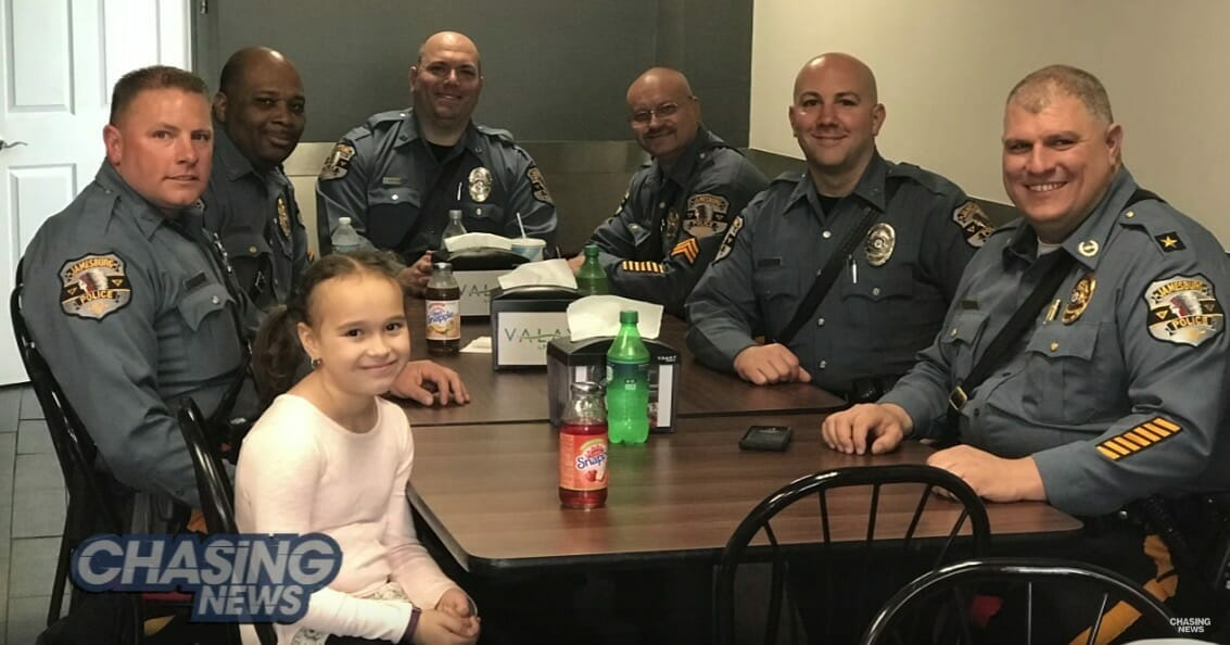 Mikayla police