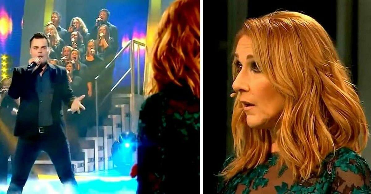 Marc Martel Celine Dion