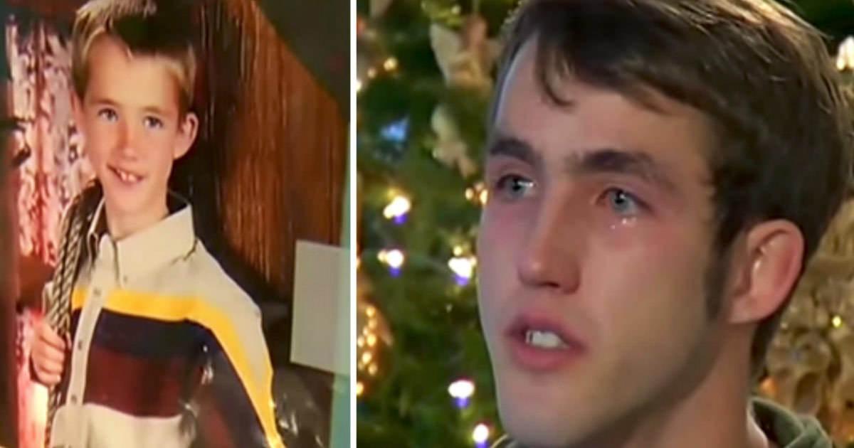 Ce garçon envoie un cadeau de Noël à une fille inconnue – 11 ans