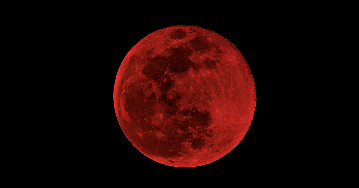 red moon tonight timeline - photo #5